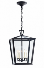 Visual Comfort CHO 5084BZ - Darlana Small Outdoor Hanging Lantern in Bronze