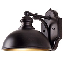 Savoy House 5-6001-DS-05 - One Light Copper Outdoor Wall Light