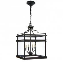 Visual Comfort CHC 2161AI - Mykonos Medium Lantern in Aged Iron