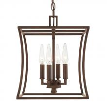 Capital 510141BB - 4 Light Foyer