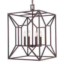 Capital 512942BB - 4 Light Foyer
