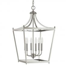 Capital 9552PN - 6 Light Foyer