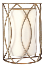 Troy B1289SG - Two Light Silver/Gold Wall Light