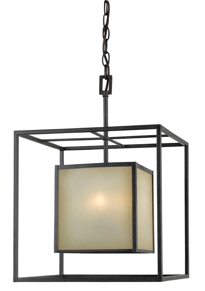 Hinsdale Lighting in Hinsdale, Illinois, United States,  CPC2, Four Light Chandelier, Hilden